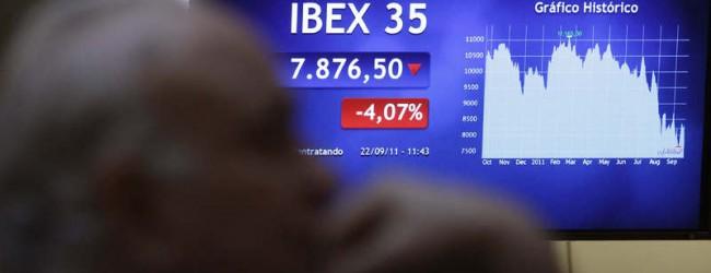 Correlación IBEX 35 y PIB