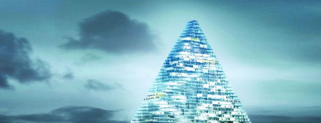 Triángulos como patrones de continuidad