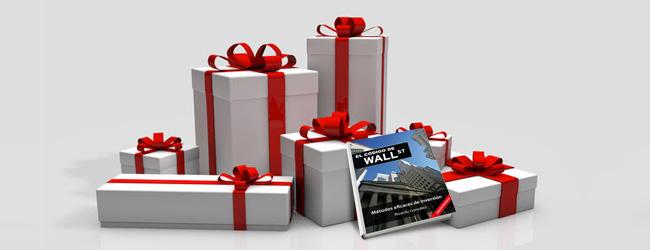 Estas navidades aprende a invertir con El código de Wall Street