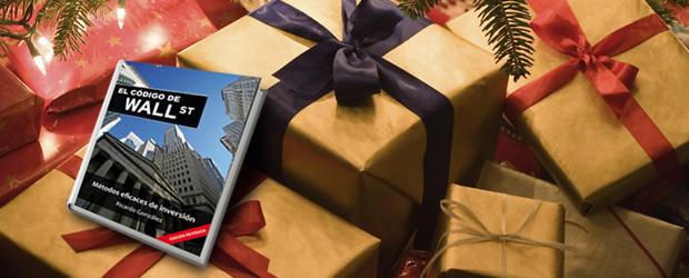Estas navidades invierte con El código de Wall Street