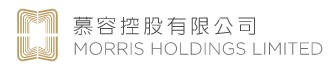 Morris Holdings opv