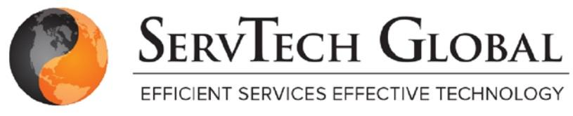 ServTech Global opv