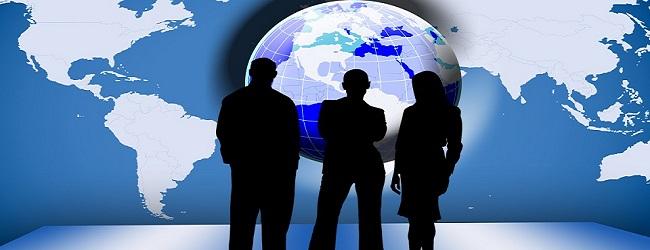 Seleccion global de mercados ordenados por continentes